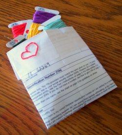 Origami Sack