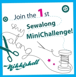 BurdaStyle's First Mini Sewalong Challenge