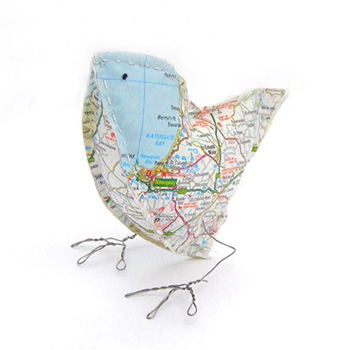 Cotton Bird Designs Map