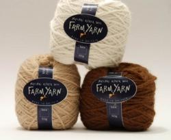 UK Farm Yarns, Alpaca and Organic Wool
