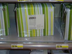 sheets at target