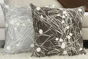 organic cotton and hemp pillows