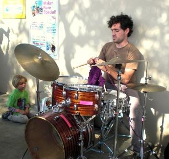 Corey Fogel Purl Drums