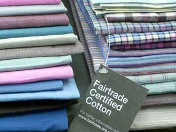 fair trade organic cotton fabric