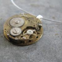 steampunk pendent