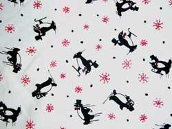 penguin organic cotton fabric