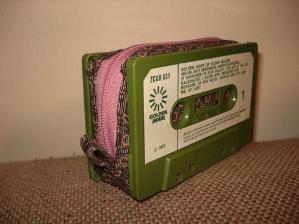 Cassette Tape Wallet