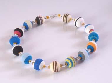 flip flops made into bracelet
