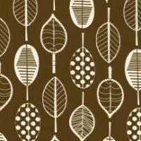 Bamboo Leaf Print Fabric
