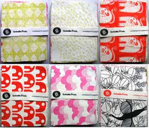 organic cotton fabric kits