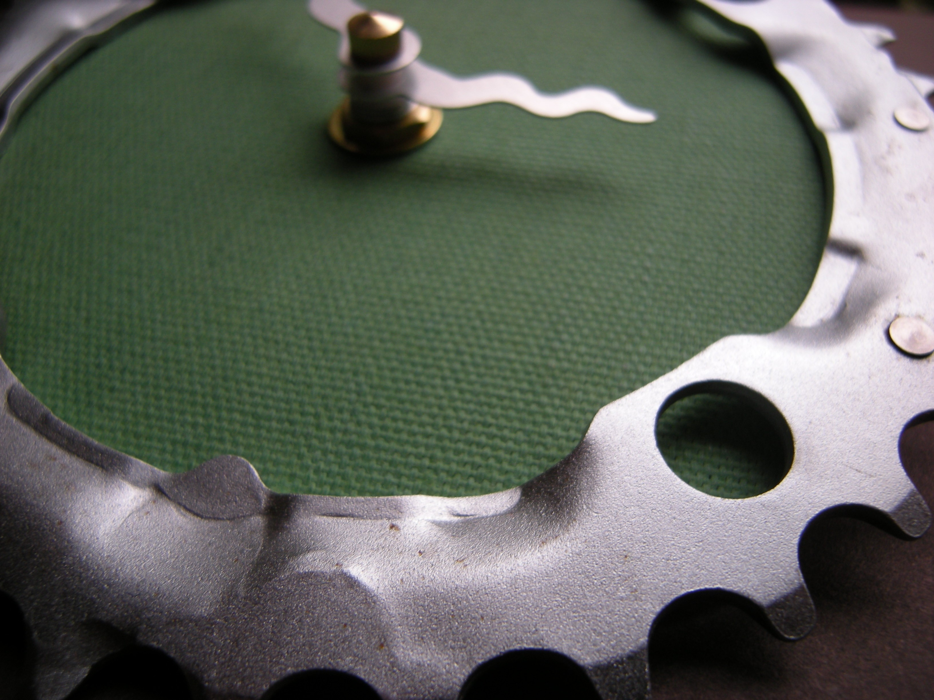 Green Crafter Profile Upcycled Bicycle Parts From 1 By Liz