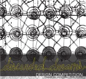 Discarded Dreams Contest Logo