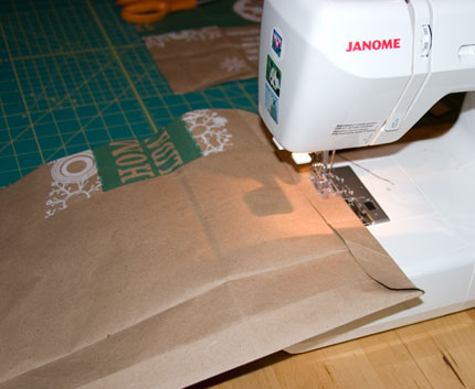 Brown Paper shipping Envelope
