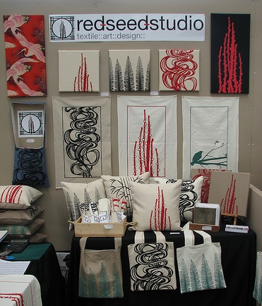 Red Seed Studio Stitches and Craft Show