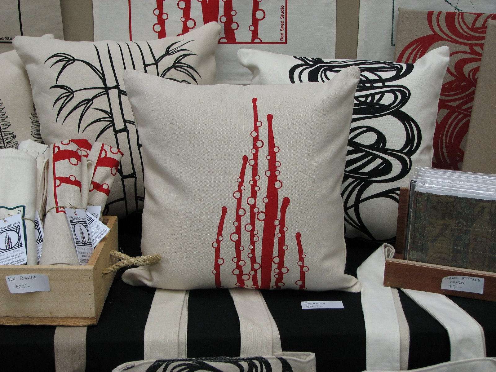 Red Seed Studio Fabrics