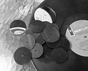 30 Ways to Recycle Vinyl Records