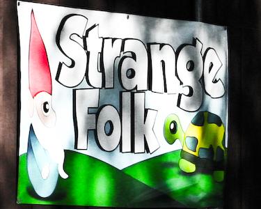 Strange Folk 2008