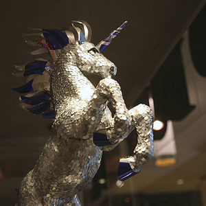 Craft Ideas: Tin Can Unicorn