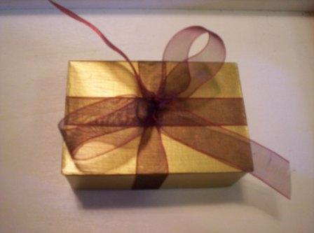Create Gift Boxes Out of Soap Boxes - Crafting a Green World