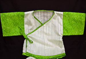 Baby Kimono from Weekend Sewing