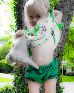 Bloomers from Weekend Sewing