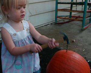 Pumpkin Pounding