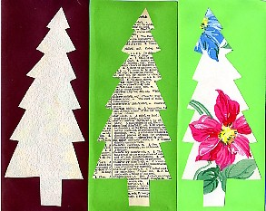 Greeting Cards from Recycled Papers