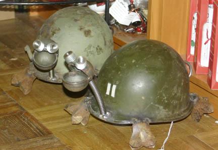 Turtle Helmets