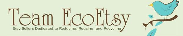 Team EcoEtsy Banner