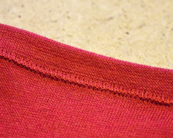 How Do You Sew a T-Shirt? The 3 Best Stitches for Jersey Knit