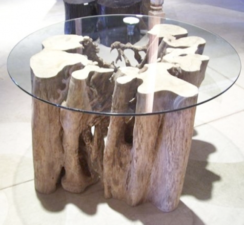 Vine Form Table by Artefact