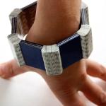 bracelet made from books