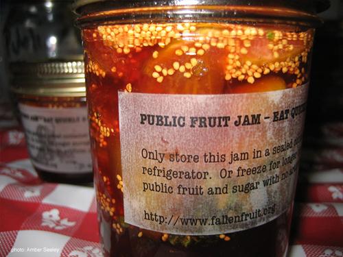 public fruit jam