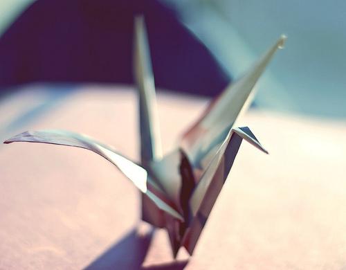 magazine origami