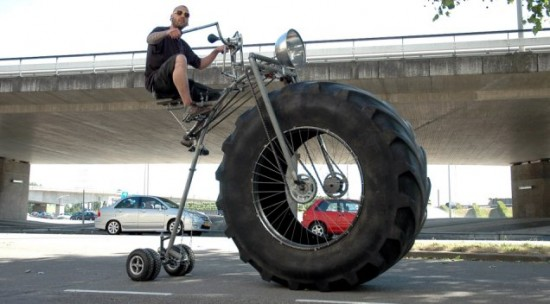 big tire bike