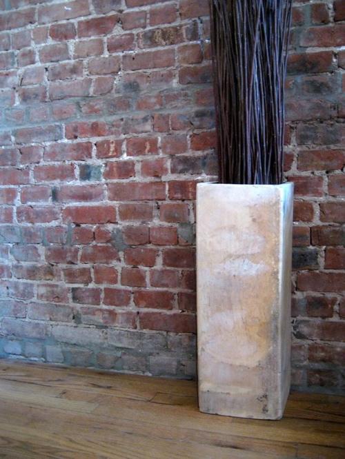 chimney vase