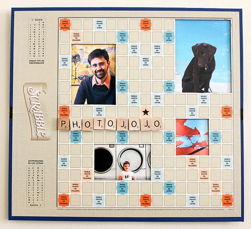 game board frame