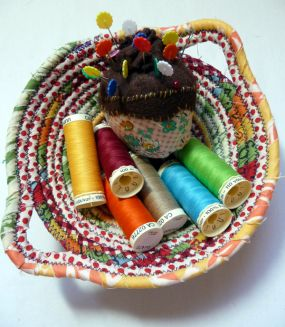 fabric ragbowl