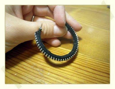 zipper hoops