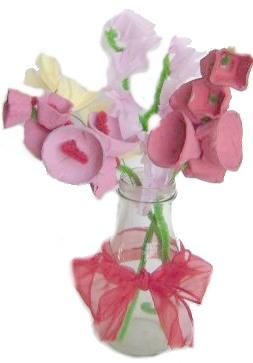 carton flowers