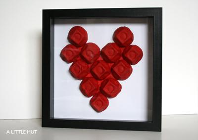 carton heart