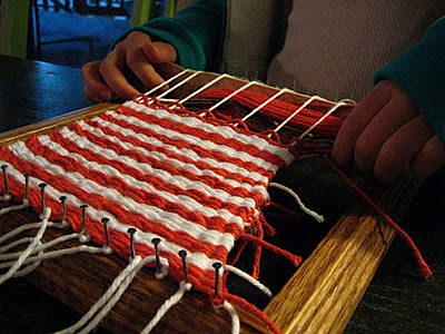 picture frame loom