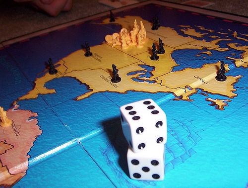 playing risk