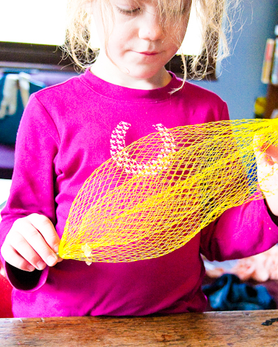 5 Ways to Reuse Mesh Produce Bags