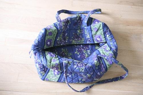 broken bag