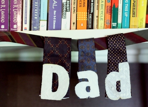 fathers day tie banner