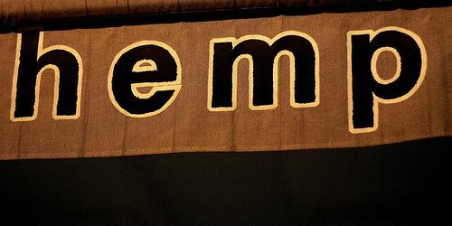 hemp sign