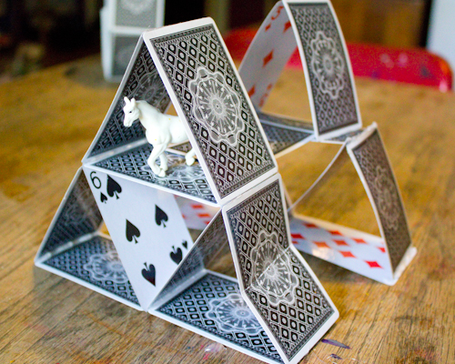 Permanent House of Cards