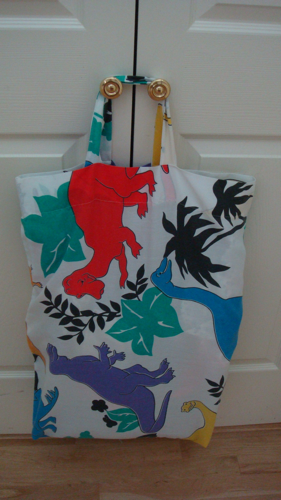 pillowcase tote