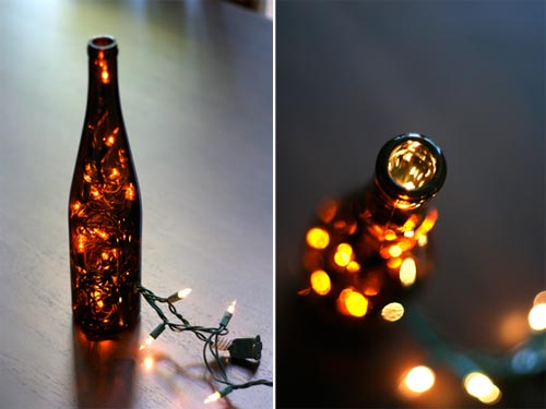 DIY: Upcycled Wine Bottle Ideas • Crafting a Green World on industrial lighting ideas, gold lighting ideas, homemade lighting ideas, modern lighting ideas, blue lighting ideas, creative lighting ideas, cute lighting ideas, custom lighting ideas, inexpensive lighting ideas, path lighting ideas, pinterest lighting ideas, antique lighting ideas, diy lighting ideas, cool lighting ideas, recycled lighting ideas, do it yourself lighting ideas, reclaimed lighting ideas, zen lighting ideas, diy pendant light ideas, patriotic lighting ideas,
